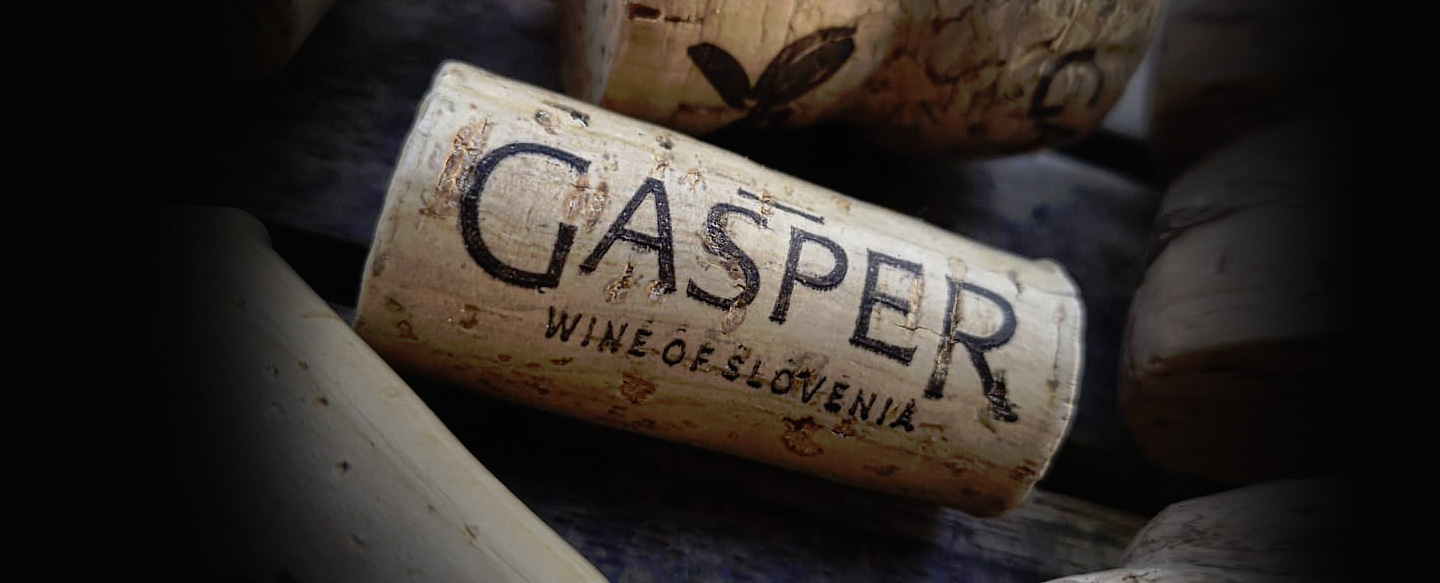 Gasper - Wine of Slovenia